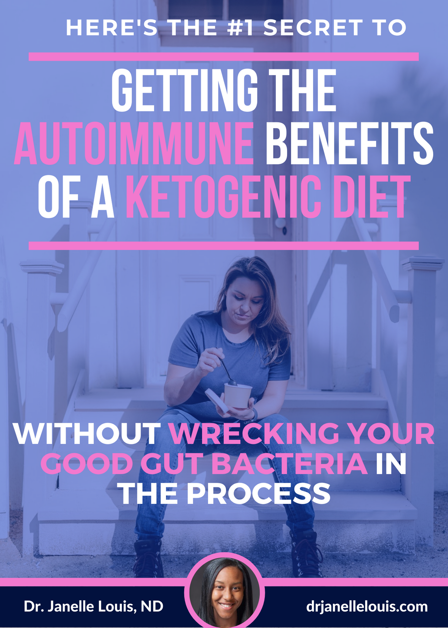Article highlighting the risks and benefits of a ketogenic diet for autoimmune disease and what to do instead